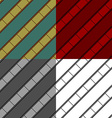 Film strip seamless background set