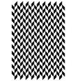 Diamond block pattern vector image vector image