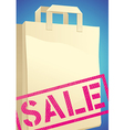 Packing Sale vector image vector image