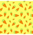 Carrots Seamless Pattern vector image vector image