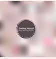 choco brown blurry gradient abstract background vector image
