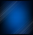dark blue with line vector image vector image