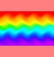 rainbow wave background mermaid unicorn galaxy vector image