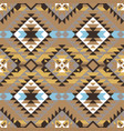 tribal style pattern vector image vector image