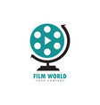 film world vector image