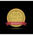 Quality guaranteed label