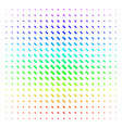aviation bomb shape halftone spectral grid vector image