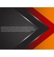 background overlap dimension modern line bar vector image vector image