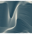 Abstract wavy lines seamless