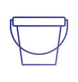 laundry bucket cleaning element maintanance vector image vector image