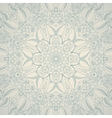 Light ornamental card vector image vector image