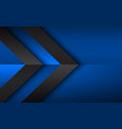 black and blue overlayed arrows background