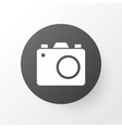 photo apparatus icon symbol premium quality vector image