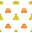 Sweet Cakes Silhouettes vector image vector image