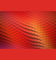 abstract technological waveform background