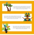 infographic of brazilian culture design vector image vector image
