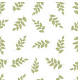 seamless decorative template texture with green vector image