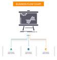 business chart data graph stats flow