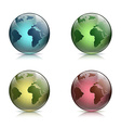 Planet Earth Stock vector image vector image