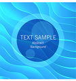 BlueWave vector image vector image