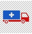 Service Car Icon vector image vector image