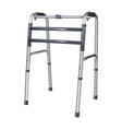 walkers medical device for assisting in movement vector image