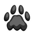 print cat paw vector image
