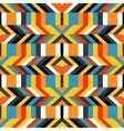 Colorful op art pattern