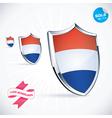 I Love Netherlands Flag vector image vector image