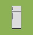 Refrigerator Icon vector image vector image