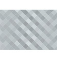 abstract background in gray tones of squares vector image vector image