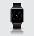 Apple Watch wristwatch vector image