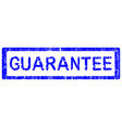 office stamp guarantee vector image vector image
