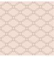 Retro net seamless pattern vector image vector image