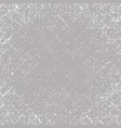 gray white abstract grunge scratched background vector image