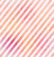 pink stripes seamless pattern vector image