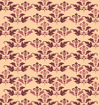 seamless vintage background vector image