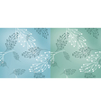 Set of abstraction patterns vector image vector image