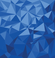 Abstract background Abstract with Dark Blue and vector image vector image