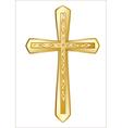 christian cross vector image