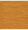 Wood pattern light texture with brown color vector image vector image
