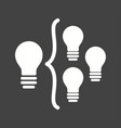 facilitating skills vector image vector image