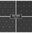 pattern 6 vector image vector image