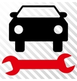 Car Repair Icon vector image vector image