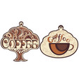 coffee cup of coffee icon vector image