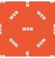 Orange WEB pattern