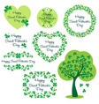 saint patricks day graphics vector image vector image