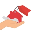 real state business house vector image