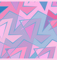 abstract colorful background broken vector image