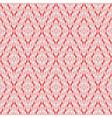 Design seamless colorful diagonal diamond pattern vector image